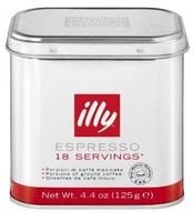 Кофе illy espresso средней обжарки в таблетках (монодозах)