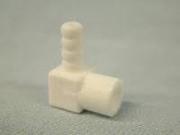 Соединительный элемент капучинатора с трубкой (белый)