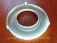 Крышка вертикального двигателя кофемолки пластиковая