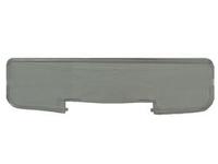 Крышка бункера воды Incanto (серая)