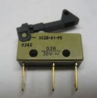 Микропереключатель редуктора рабочей группы с лапкой NE05.038