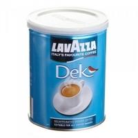 Молотый кофе Lavazza Dek ж/б 250 гр