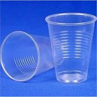 Пластиковые стаканчики  180мл.