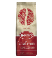 Кофе в зернах Gemini Extra Crema