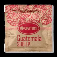 Кофе Gemini Guatemala SHB EP в монодозах (таблетках, чалдах)